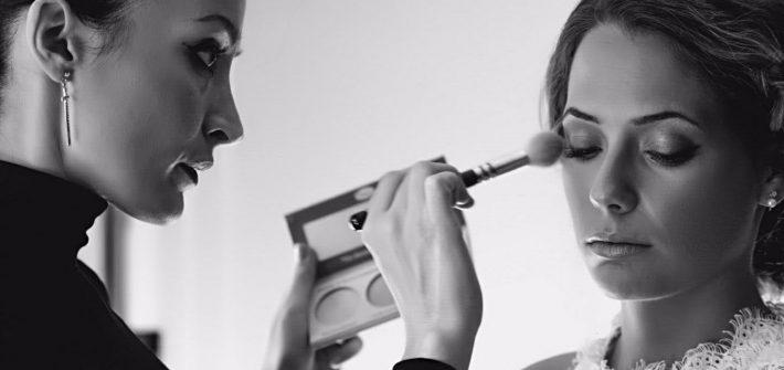 Maquilladora profesional de boda