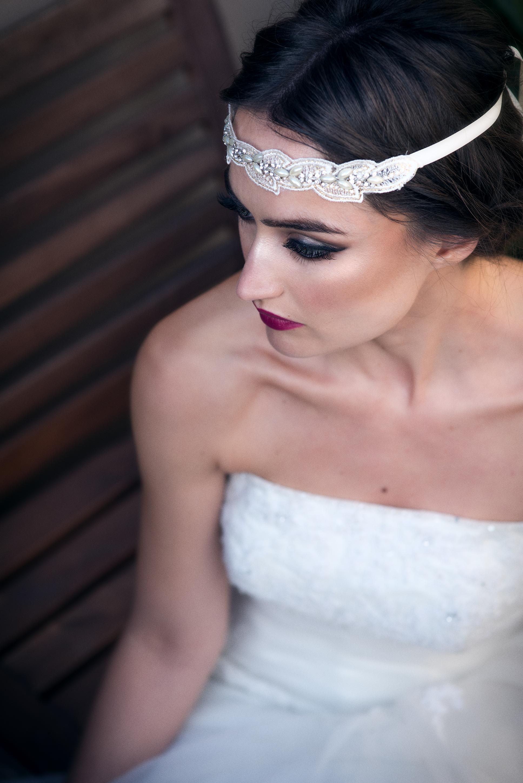 Maquillaje de novia a domicilio Barcelona