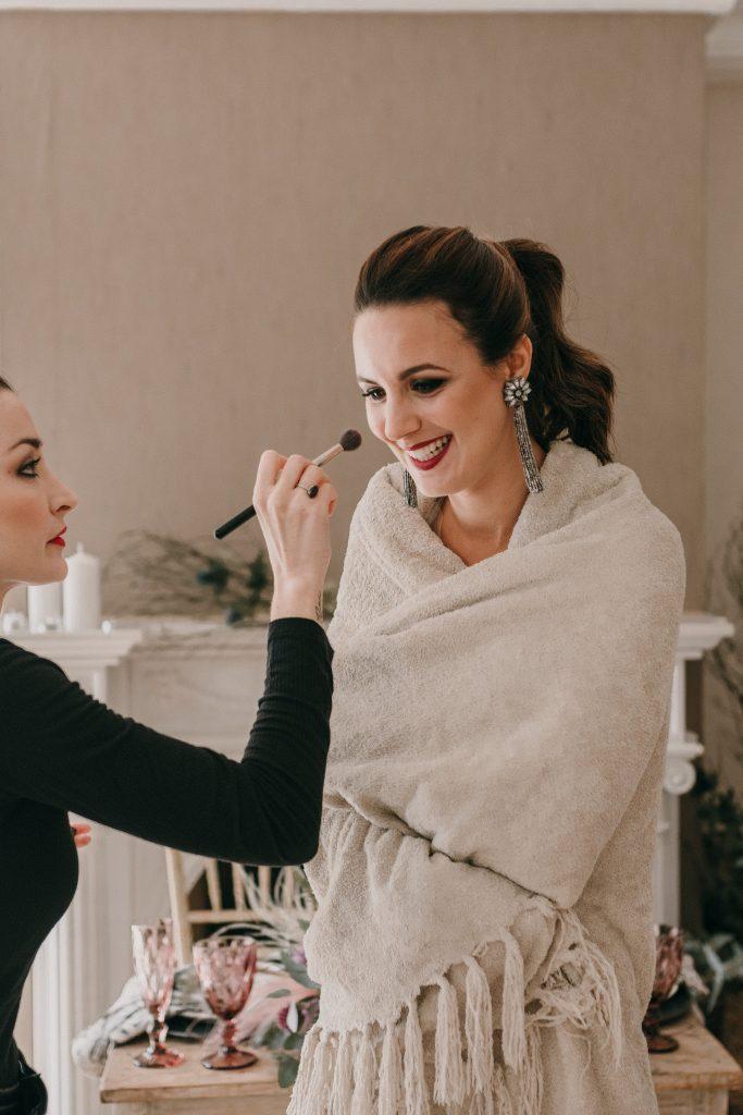 Maquillaje y Peluqueria de novia Barcelona