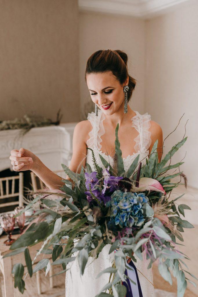 Editorial de boda en Barcelona