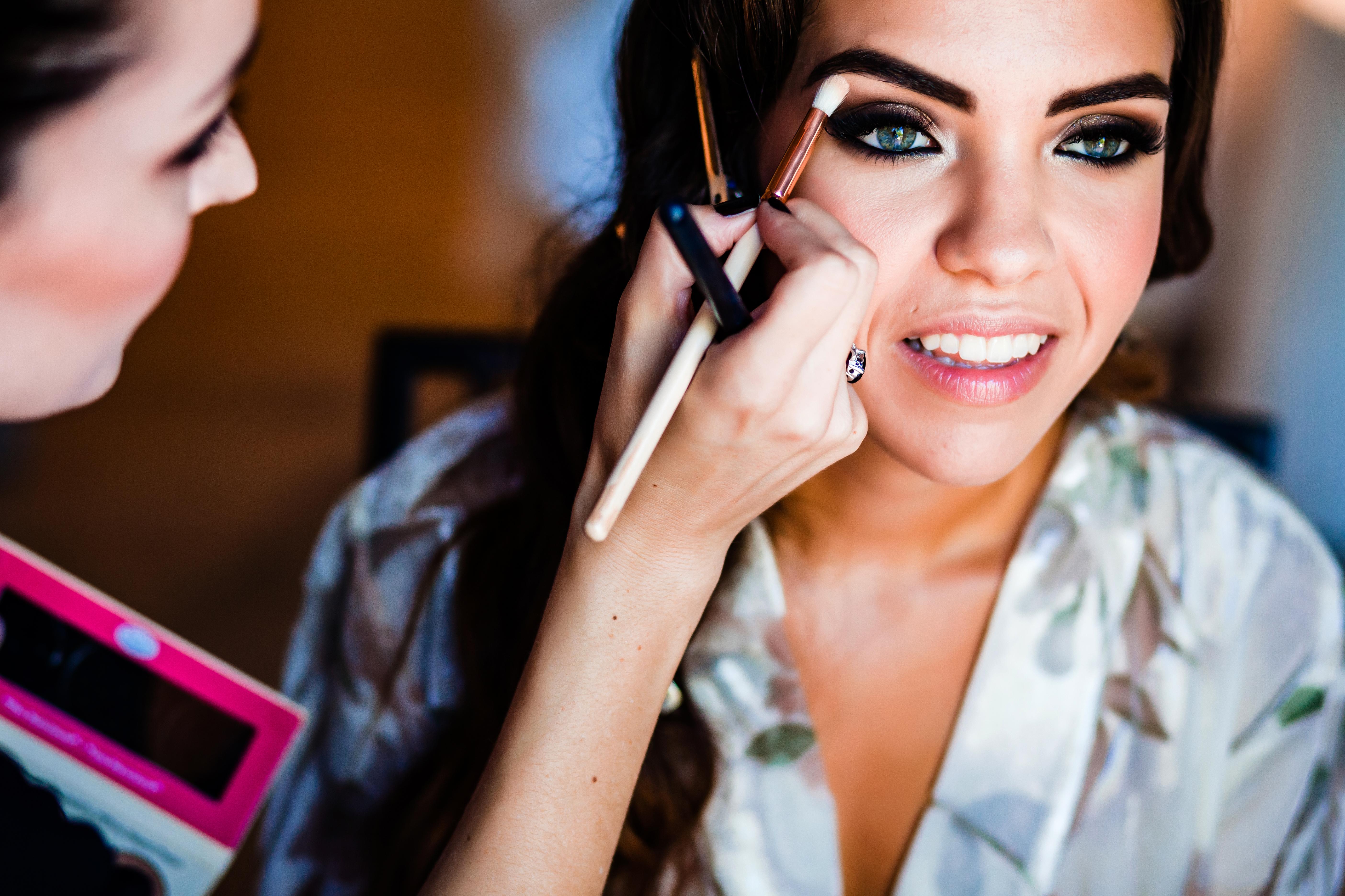Maquilladora y Peluquera de Novias Barcelona