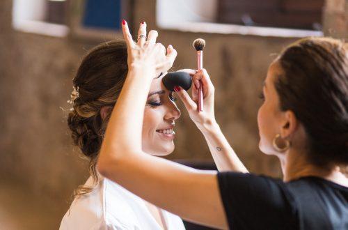 Maquillaje de novia Marta Brides