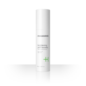 Mesoestetic brightening peel booster