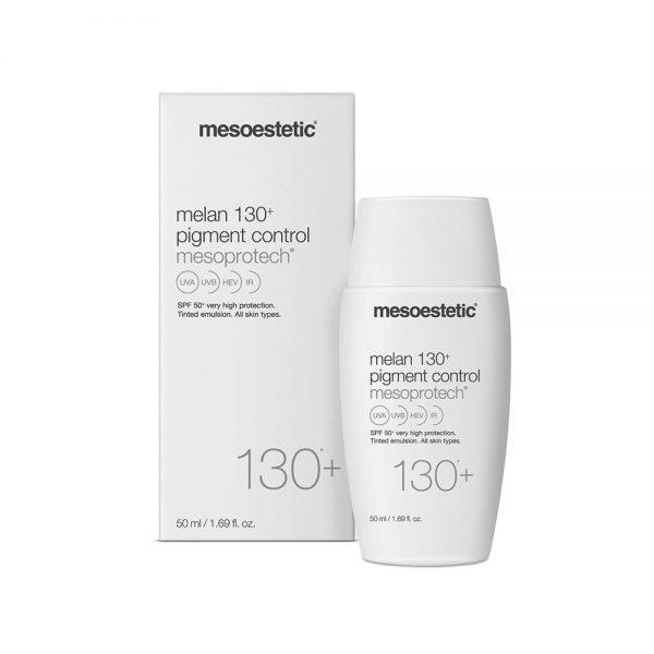 Mesoestetic mesoprotech melan 130 pigment control con color