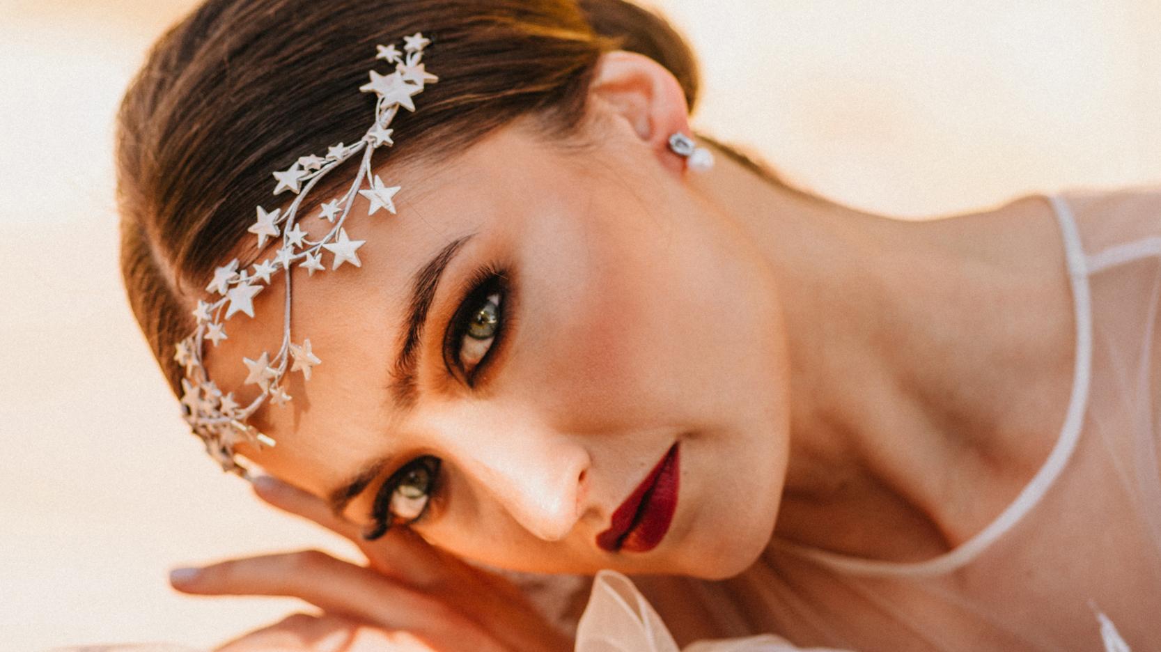Maquilladora y peluquera de novias en Barcelona