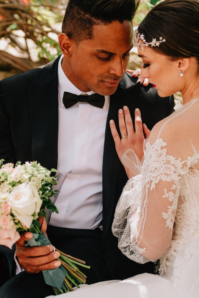 Inspiración fotografía de boda en Can Ribas