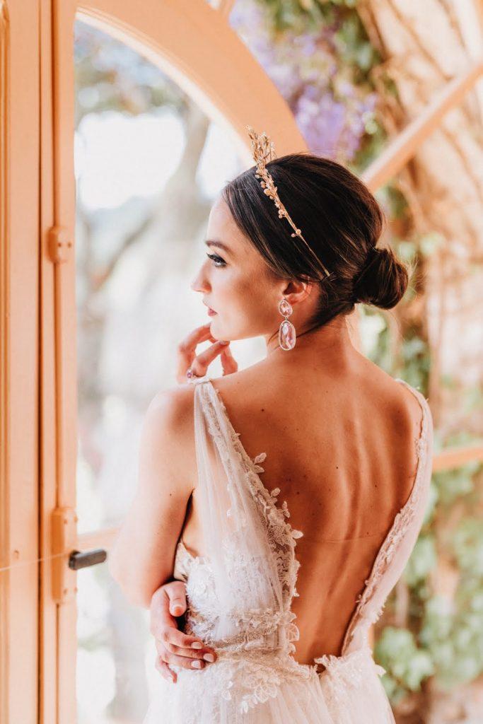 Maquillaje y Peluquería para novia en Barcelona